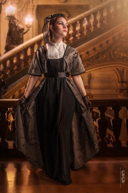 Edwardian Dress 1912