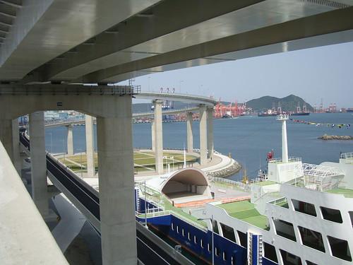 부산 북항대교 Bukhang Bridge