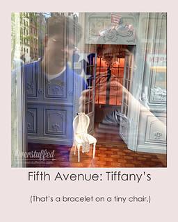 NYC Selfie Tiffany's