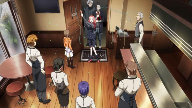 Tokyo Ghoul A ep 2 - image 29