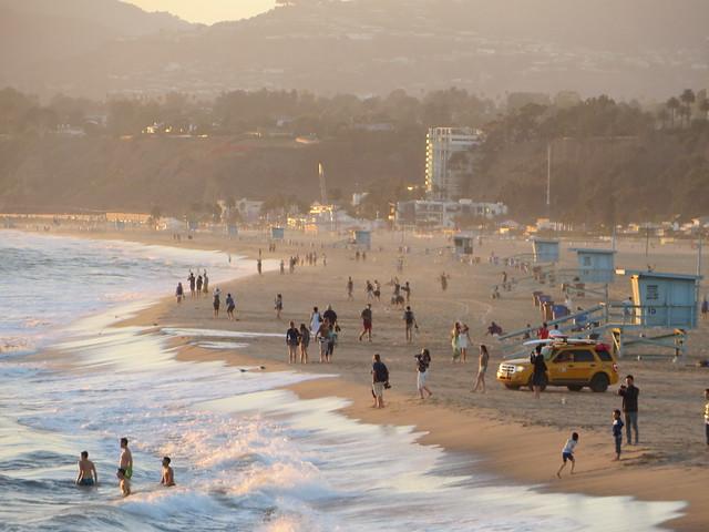 20140904 188 Beach @ Santa Monica
