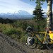 Ms.M's bike trip to Alaska with VIVALO