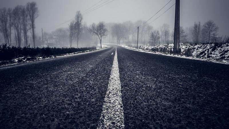 Misty Road ...