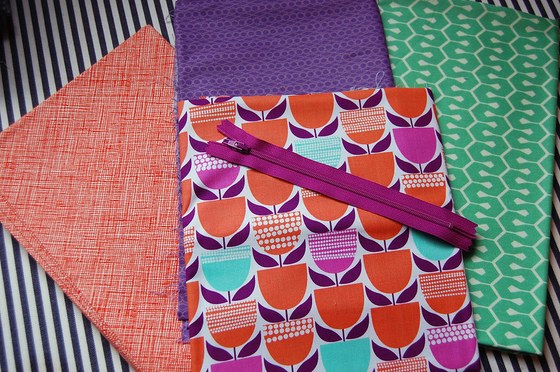 Drawstring Bag Fabric Pull #2