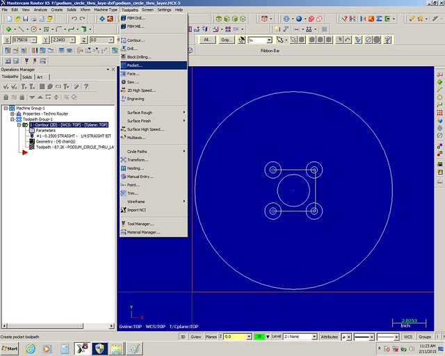 Skill Builder: VectorWorks, Master CAM, and CNC Routing   ITP