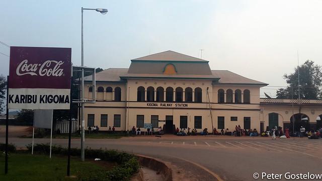 Kigoma Train Station