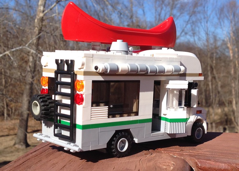 Review: 60057 Camper Van - Page 2 - LEGO Town - Eurobricks Forums