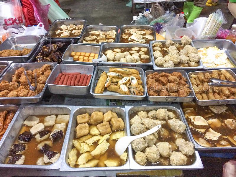 Lido food,