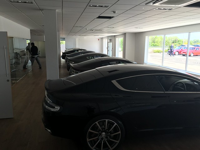 Opening Soon - Aston Martin Birmingham