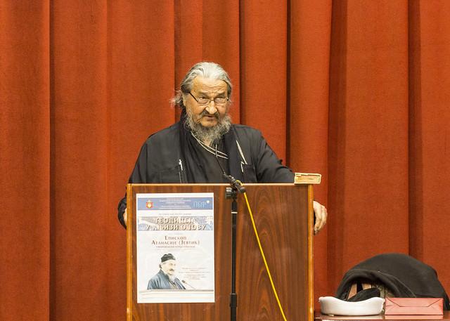 Владика Атанасије: Теодицеја у Књизи о Јову