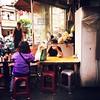 The street in Taiwan : www.pajama-days.com IPhoneography Streetphotography Street Photography Streetart Fashion Design People Girl Music ASIA Taiwan Market Food Eat Restaurant