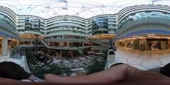 Moscow Novinskiy mall interior