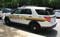 Montgomery County MD Sheriff - 2013 Ford Police Interceptor Utility (2)