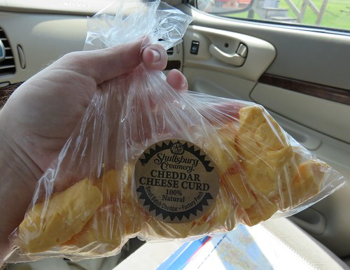 Cheddar Cheese Curds (Beloit, Wisconsin)