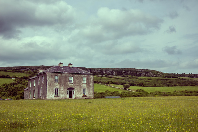 Father Ted`s Parochial House