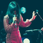Bat for Lashes photographed by Chad Kamenshine