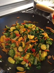 Just finish #cooking #vegetable #lomein #chowmein…
