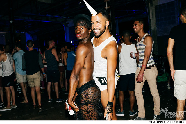 Pride Party at Dock 5