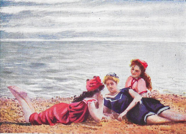 Header of A Visit to the Seaside