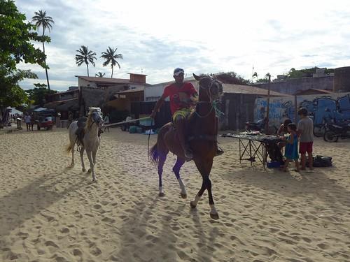 Jericoacoara a cavallo