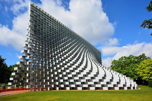 Serpentine Pavilion 2016 / I