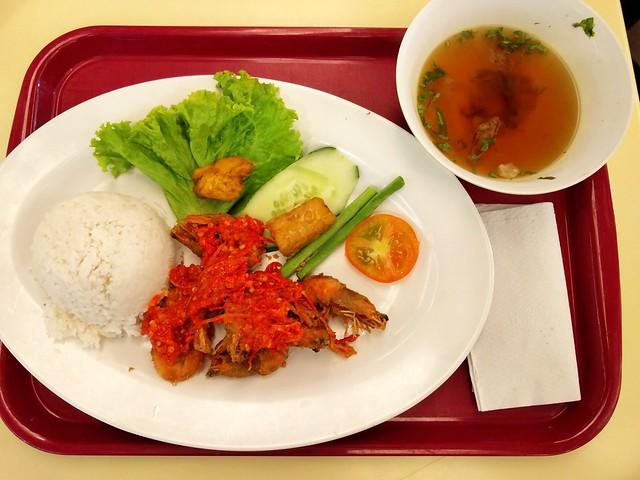 Nasi Udang (2)