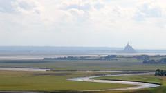 Mont Saint-Michel vu d'Avranches
