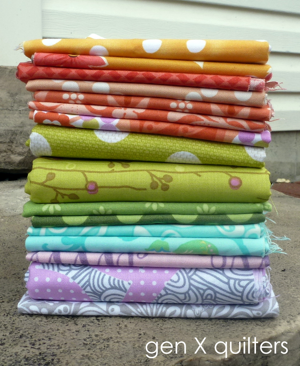 May fabric stack