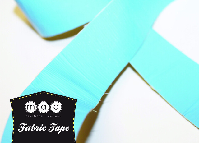Homemade Fabric Tape2