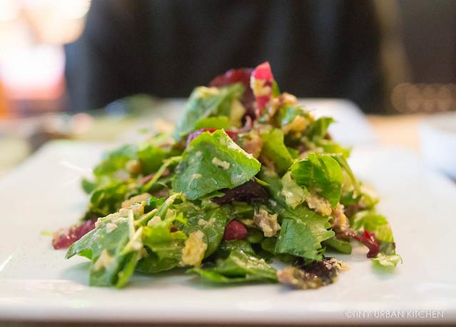 Salumeria Rosi salad