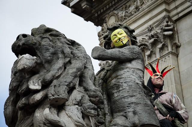 2.000 demonstranten tegen Monsanto
