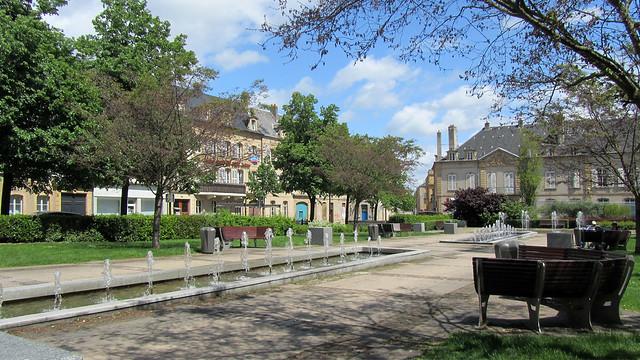 Place Saint-Thiébault