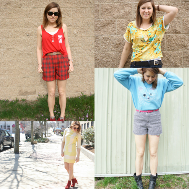 may 2013 outfit roundup 1
