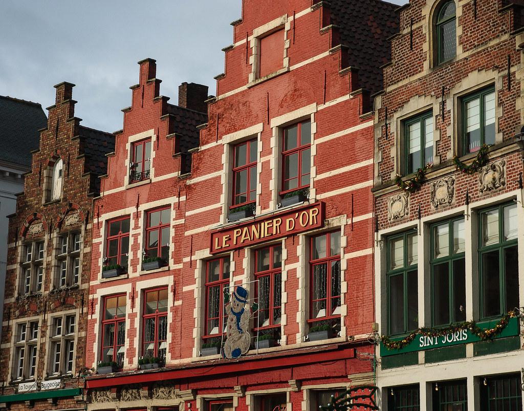 העיר הבלגית העתיקה