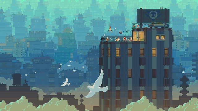 Super Time Force - Into The Pixel