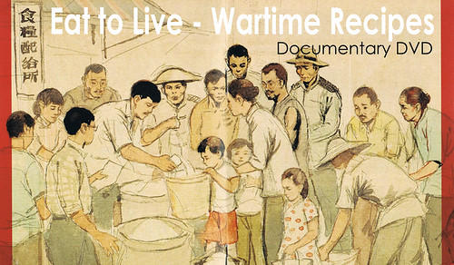 Eat to Live - Wartime Recipes Cover