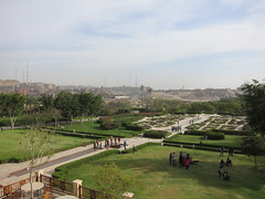 Relax in the gardens of Al-Azhar park - Things to do in Cairo