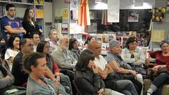 Públic a un dels nombrosos actes que organitza la 2 de Viladrich, que ha guanyat el premi II Memorial Pere Rodeja.