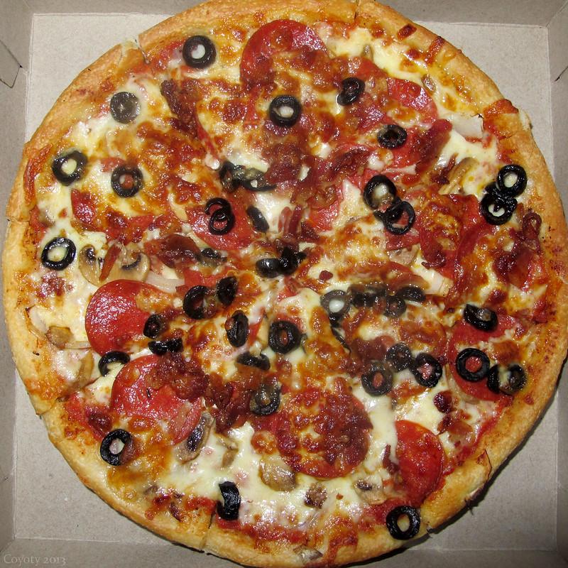 BOOM! Pizza