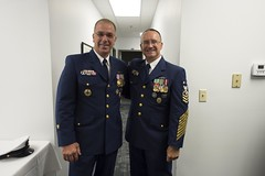 MCPOCG Leavitt attends D7 Change of Command - 4