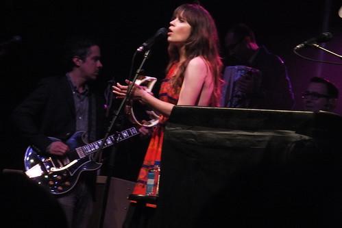 She & Him at Ottawa Bluesfest 2013