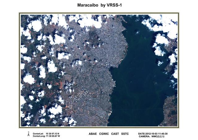 Ciudad de Maracaibo, Venezuela.