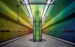 Candidplatz :: Munich Subway