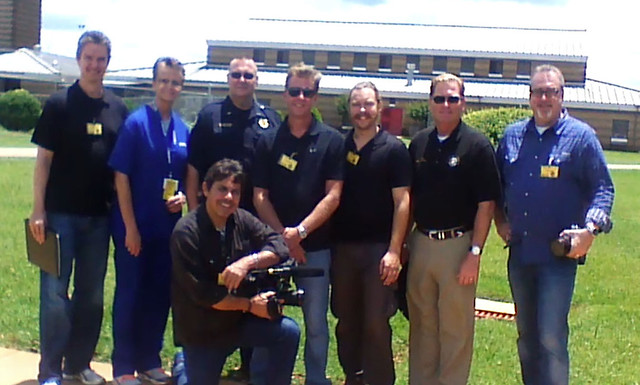Limestone Correctional Facility hosts film crew