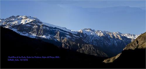 chile mountain region metropolitana montañas cajóndelmaipo cordilleradelosandes losmaitenes juliocarrascovalenzuela delroblecaleuyahooes delroblecaleu