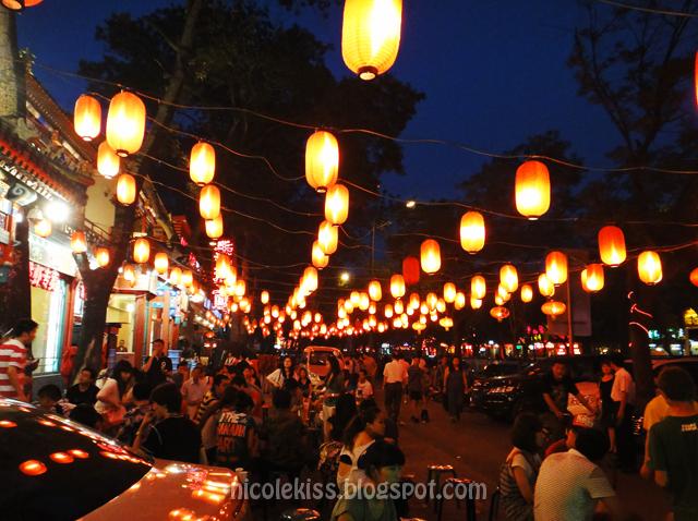 Beijing Eatery Street