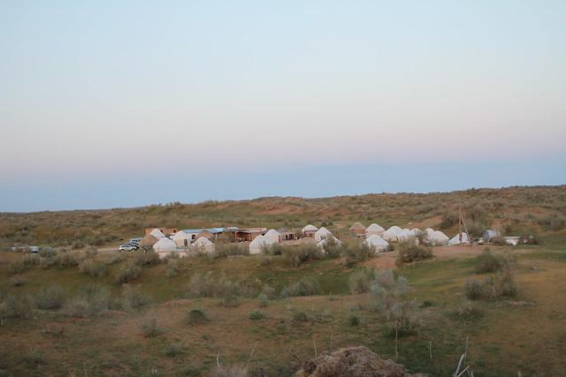 Юртовый лагерь