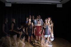 Gruppenfotoexperiment zum Einstieg in die BilderBewegungBerlin 2013