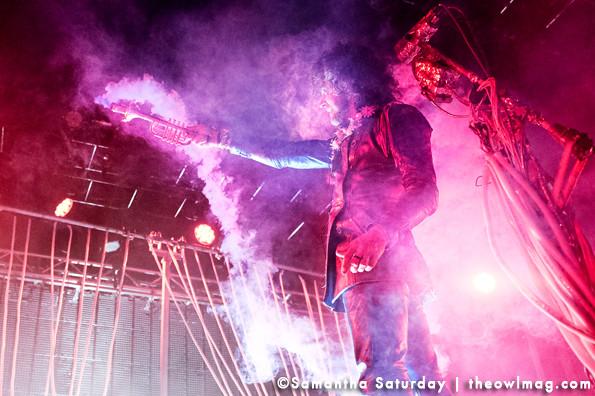 The Flaming Lips @ Pacific Amphitheatre, Costa Mesa, Ca 7/31/13