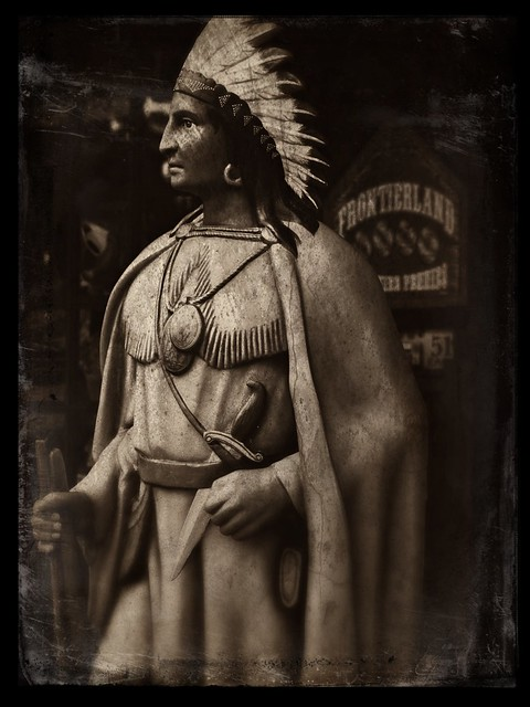 Frontierland Warrior